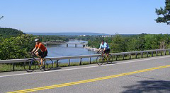Bike the Byway with the Mohawk Valley to the west.